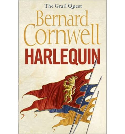 The Grail Quest harlequin the grail quest book 1 bernard cornwell