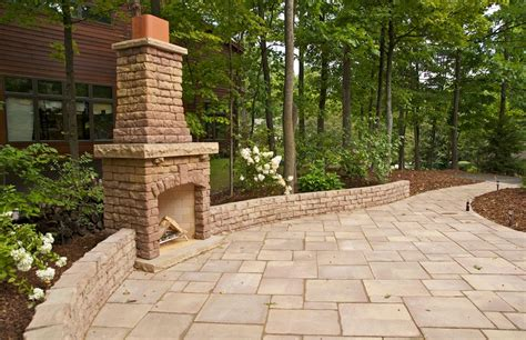 rosetta dimensional flagstone patio pavers