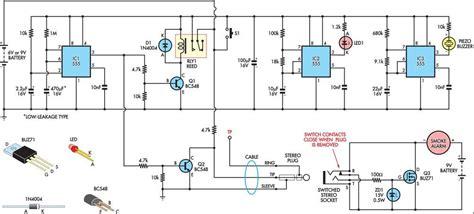 smoke detector circuit diagram pdf temporarily silencing a smoke detector circuit diagram