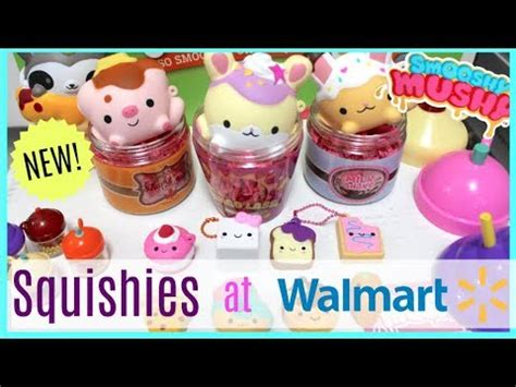 Popcorn Cup Squishy Hello Squishi Slime Replika Soft squishies at walmart smooshy mushy squishy review