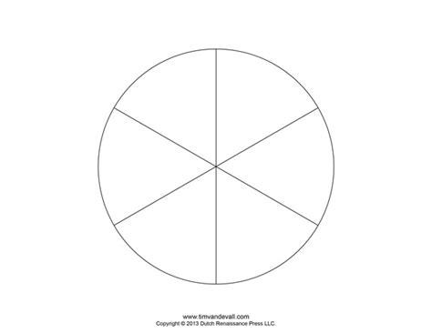 Blank Pie Chart Templates Make A Pie Chart Pie Chart Template