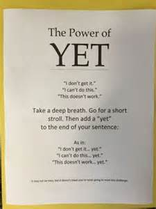 i can t do that yet growth mindset books 1000 ideas about mindset on growth mindset