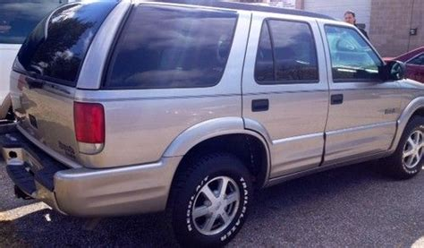 purchase used 2001 oldsmobile bravada base sport utility 4 door 4 3l in taneytown maryland