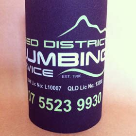 tweed heads and gold coast screen printer stubby holder