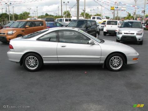 2000 acura coupe vogue silver metallic 2000 acura integra ls coupe exterior