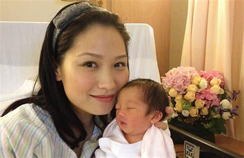 hong kong actress give birth fiona yuen delivers 6 pound baby girl jaynestars