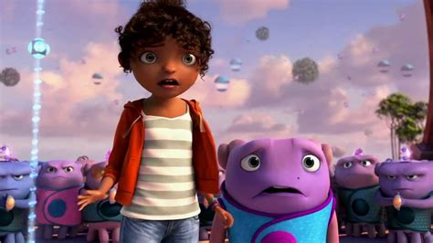 home official trailer dreamworks animation