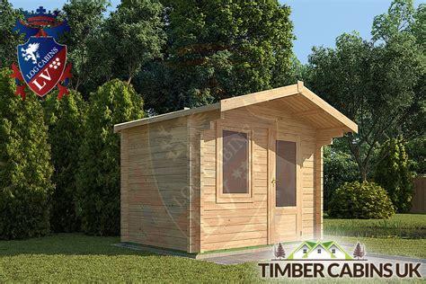 Log Cabins West by Log Cabins Bespoke Timber Log Cabin West Lothian 3m X 2m