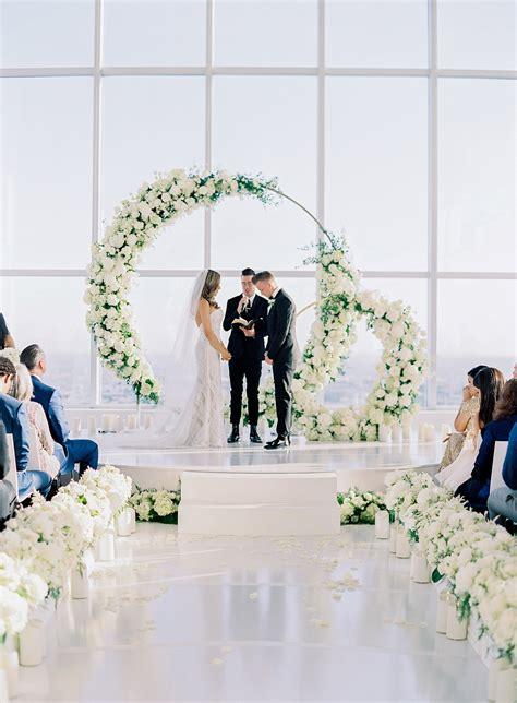 wedding backdrop ideas  love martha stewart weddings