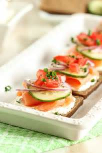 best 25 smoked salmon appetizer ideas on