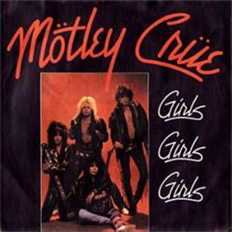 new tattoo lyrics motley crue m 246 tley cr 252 e girls girls girls single spirit of metal