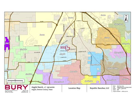 argyle texas map 130 acres farm for sale denton county tx land and farm