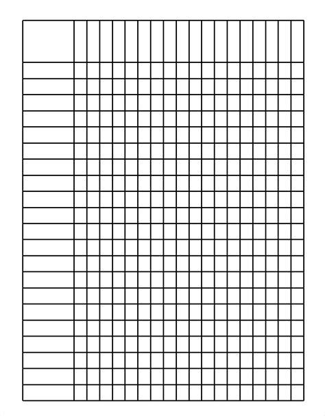 Blank Checklist Template Mughals Blank Template