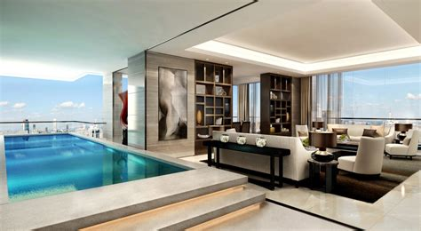 St Regis Residences Floor Plan a peek at jakarta s branded residences edgeprop singapore