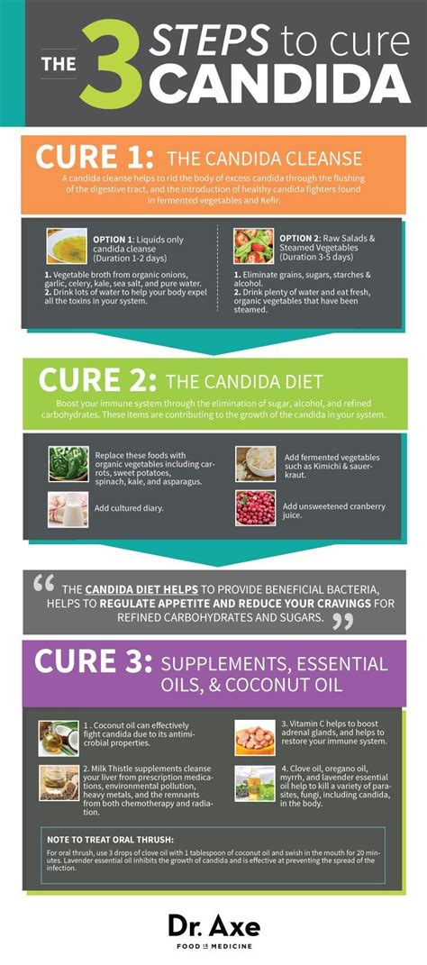 Candida Detox Food List by 9 Candida Symptoms 3 Steps To Treat Them Candida