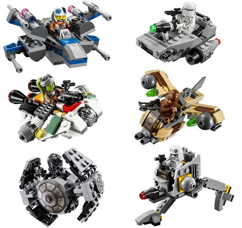 Starwars Set Pg8051 Starwars lepin wars warship spaceship microfighters building blocks set model toys figures