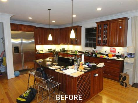 kitchen cabinet refacing refinishing in pennsylvania