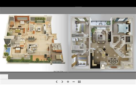 home design 3d version free 3d home plans android apps on play