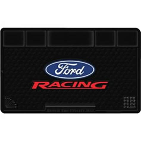 work bench mats ford racing work bench mat free shipping on orders over 99 at genuine hotrod hardware
