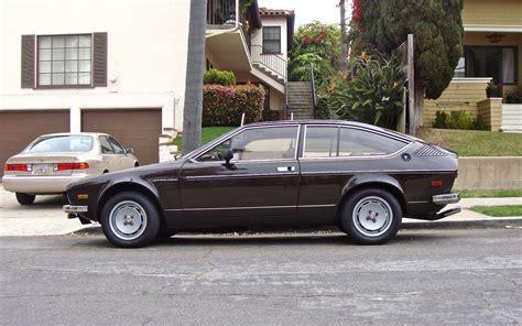 1979 Alfa Romeo by The Peep 1979 Alfa Romeo Sprint Veloce