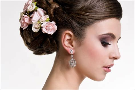Wedding Hair Side Bun Plait by Bridal Hairstyles 38 Gorgeous Looks For This Wedding Season
