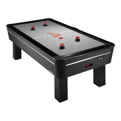 8 air hockey table atomic ah800 8 air hockey table at gametables4less