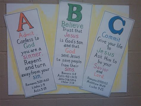 printable abc s of salvation plan of salvation abc come to jesus badges sunday