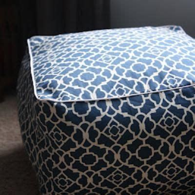 make your own pouf ottoman the 39 best images about floor pillows on pinterest