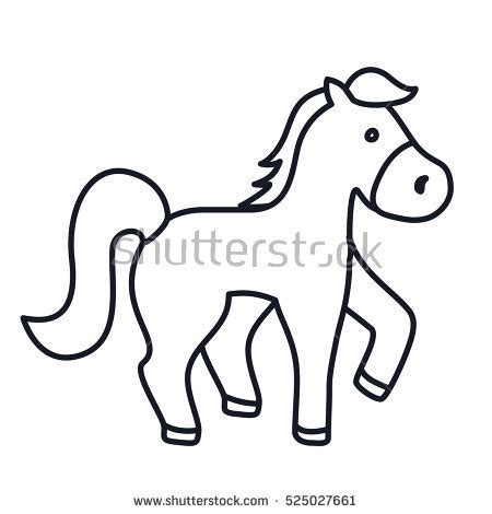 cartoon horse stock images royalty free images amp vectors shutterstock