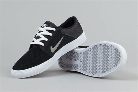 Sepatu Nike Sb Portmore Nike Sb Portmore Medium Grey Sbd