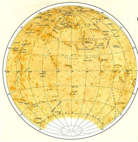 venus map map of planet venus pics about space