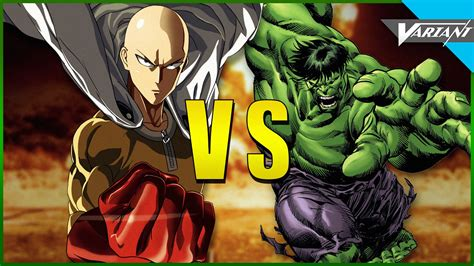 One Puch one punch vs