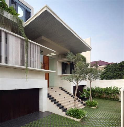 indonesian house design interior courtyard garden home modern house designs