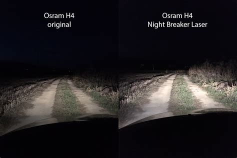 h7 len test philips osram osram h4 12v 60 55w p43t night breaker laser