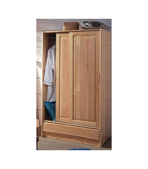 Armoire En Pin 2 Portes by Armoire Pin 2 Portes Maison Design Wiblia