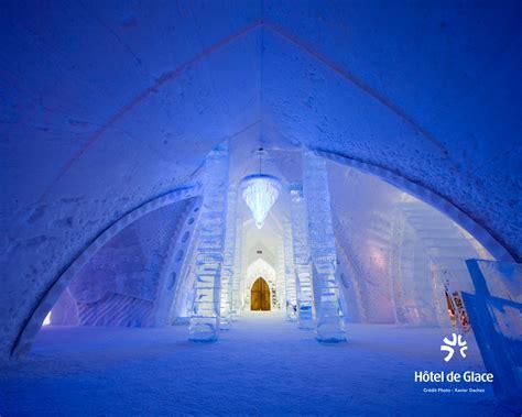 hotel de glace hotel de glace quebec city s ice hotel