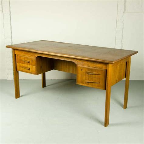 Scandinavian Writing Desk by Scandinavian Teak Writing Desk 1960s 65956