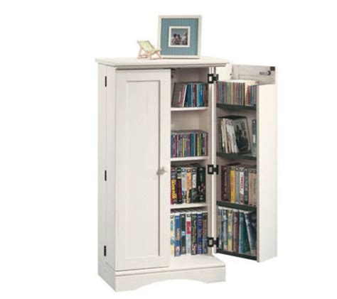 sauder harbor view collection multimedia storage cabinet