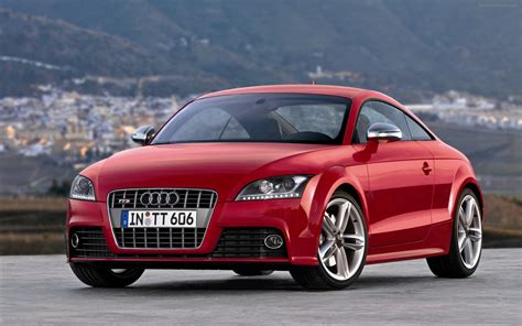 Audi Tts Coupe by 2009 Audi Tts Coupe Widescreen Exotic Car Wallpapers 08