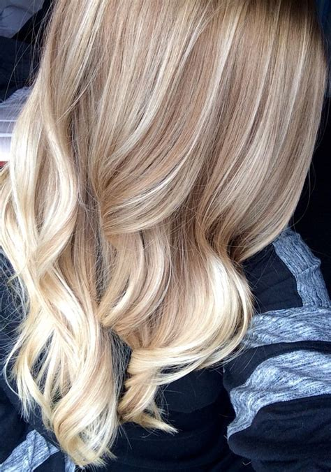gallery blonde highlights onbre hair color trends 2017 2018 highlights honey brown to