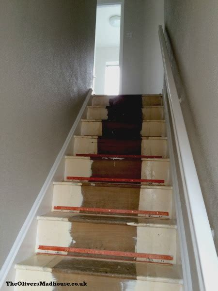 project hallway stairs  landing  finally completed