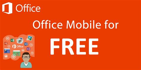 microsoft office free mobile microsoft office mobile now free gadgetreactor
