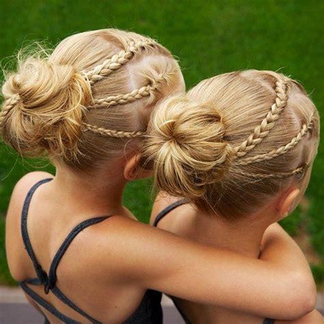 235 best coiffures enfant fille images on