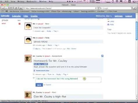 edmodo youtube edmodo tutorial how to post on edmodo youtube