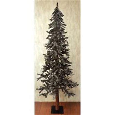 rustic german alpine 5 foot artificial christmas tree