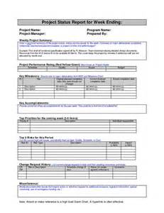 prince2 change request template weekly project status report sle search