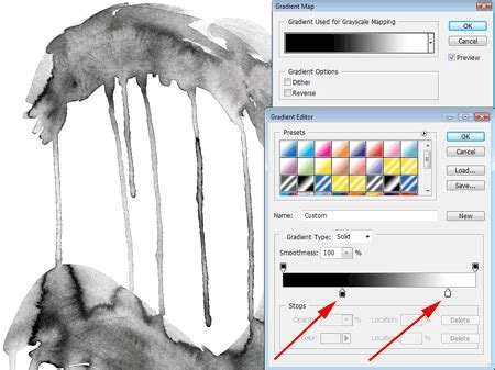 watercolor gradient tutorial impressive watercolor splatter effect tutorial freebie