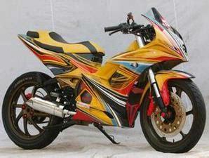 Modif Mio Hijau Pelek 19 by Gambar Modifikasi Yamaha Jupiter Mx Racing Style 2011