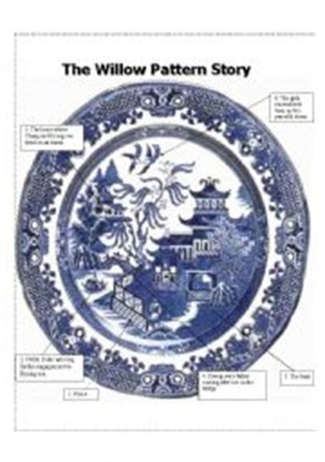 Willow Pattern Worksheet | english worksheets the willow pattern story part 2 it