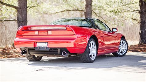 acura nsx for sale a 1999 supercharged acura nsx is up for sale